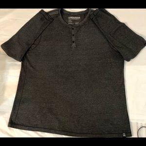 Men's Machine Push the Limit 3 Button Shirt